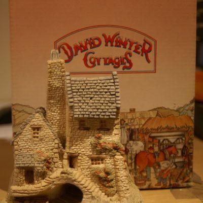 David Winter Cottages Tamer Cottage 1986