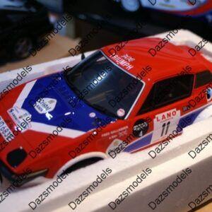 OTTO Triumph TR7 V8 T.Pond 1:18 OT220 LTD1500