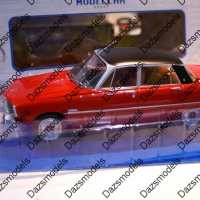 Model Car Group ROVER 3500 V8 Red 18044 1:18 scale