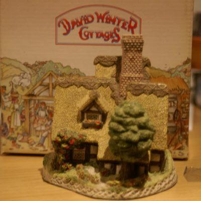David Winter Cottages Pilgrims Rest 1983