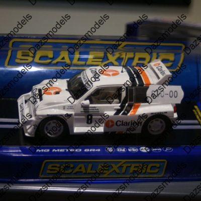 Scalextric MG Metro 6R4 Clarion Scottish Rally C3306
