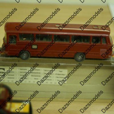 Herpa Man Bus SU 240 Bahnbus 1:87 Scale Plastic