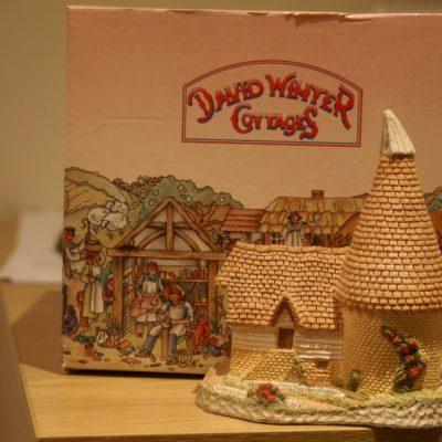 David Winter Cottages Single Oast 1981