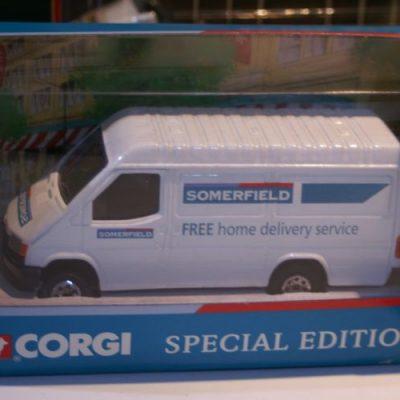 Corgi Ford Transit Somerfield 58117 Special Edition