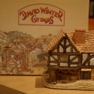 David Winter Cottages Lime Market 1980