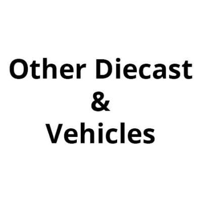Other Diecast & Vehicles