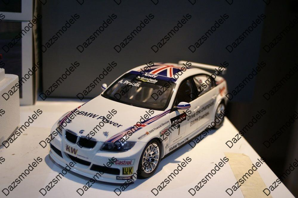 minichamps bmw 320i wtcc 2006 a priaulx 1 18 bmw touring. Black Bedroom Furniture Sets. Home Design Ideas