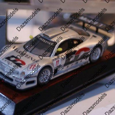 Maisto-Mercedes-CLK-GTR-Warsteiner-143-Diecast-31504-182309126757