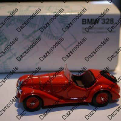 Schuco-BMW-328-Red-143-scale-diecast-Techno-Classica-1994-182456344568