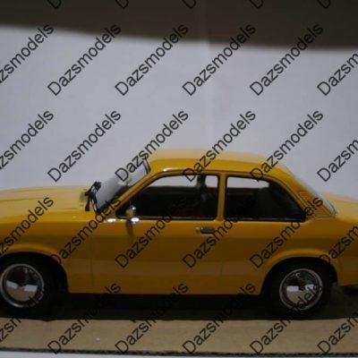 KK-Scale-Opel-Kadett-2-Door-Saloon-Orange-118-scale-172532370579